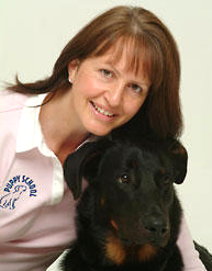 Gwen Bailey, leading puppy behaviourist